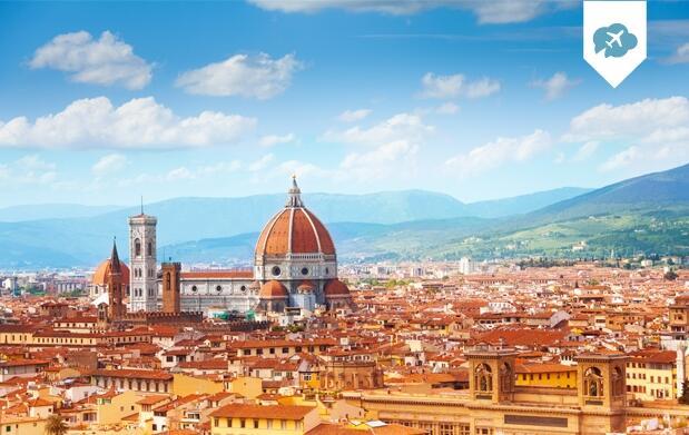 Viaje de 6 días a Florencia y Roma