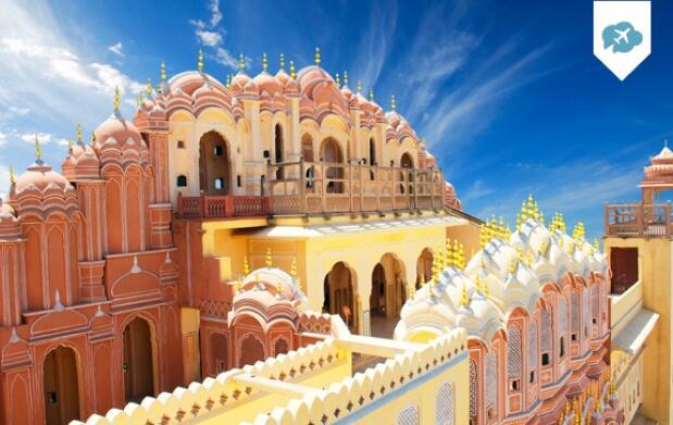 Viaja a la India (visitas incluidas)
