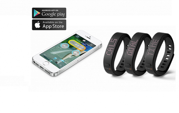 Pulsera de Fitness Waterproof