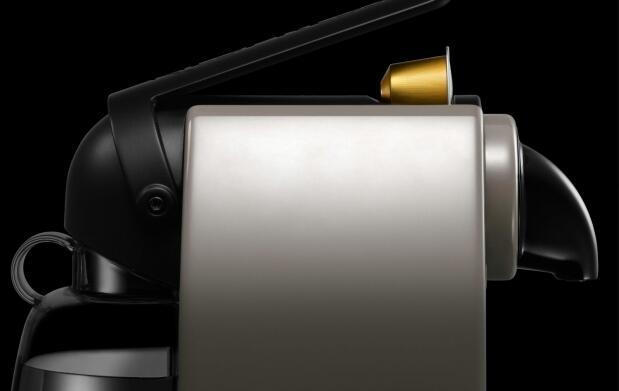 Cafetera Krups con sistema Nespresso