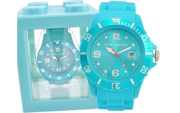 Reloj Musa Ventura con Swarovski Elements