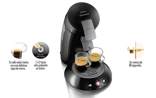 Cafetera Philips Senseo®