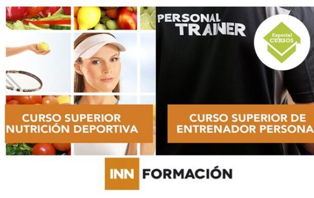 Curso de personal trainer y nutrición