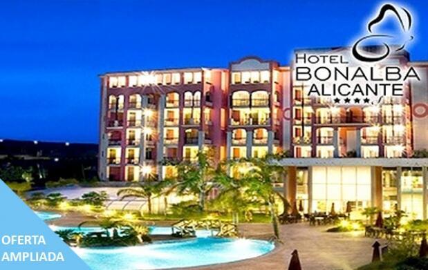 2 noches en el Hotel Bonalba Alicante 4*