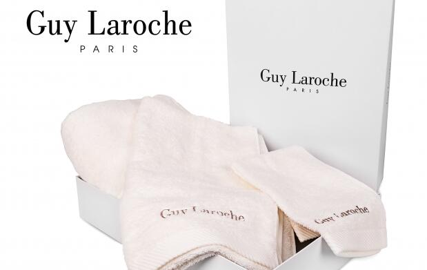 Set de 3 toallas de Guy Laroche