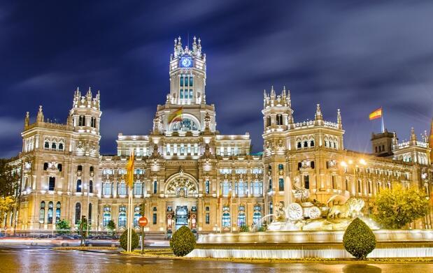 Madrid (1 o 2 noches) + Parque Warner