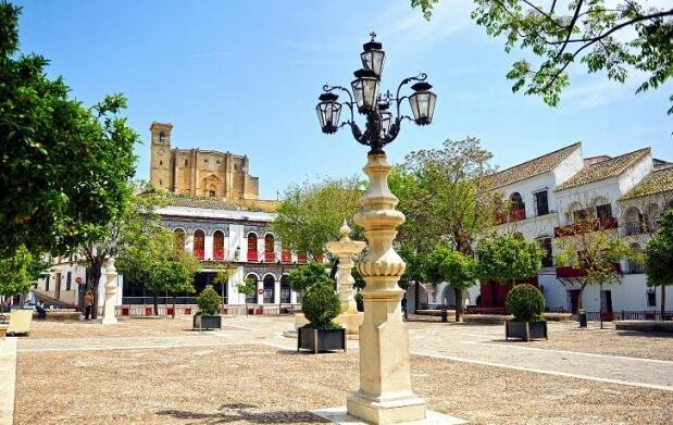 1 o 2 noches en un hotel museo de Sevilla