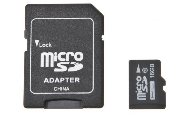 Tarjeta Micro SD 16GB por 14 euros