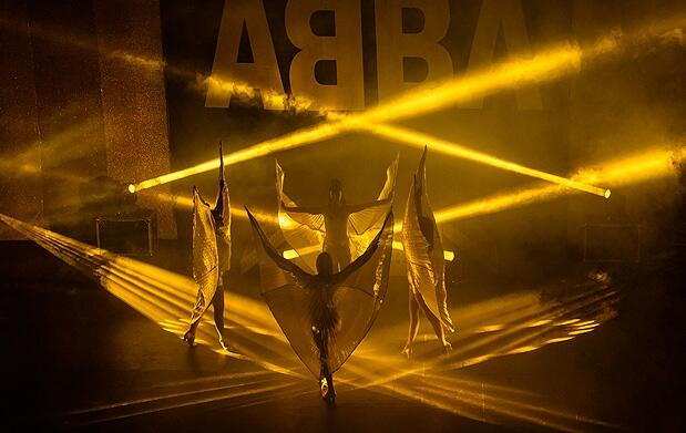 Entradas para ver 'ABBA' en el teatro Olympia