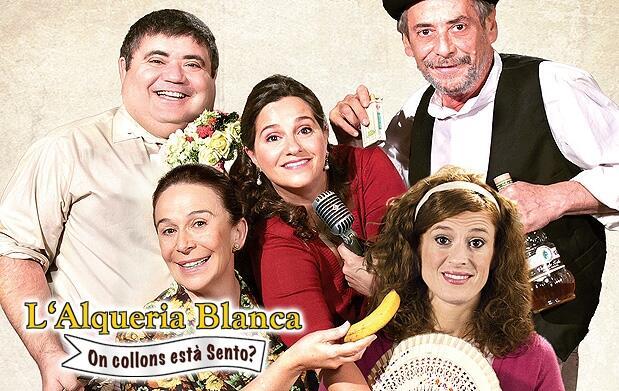 'La alquería blanca' en el teatro Talia