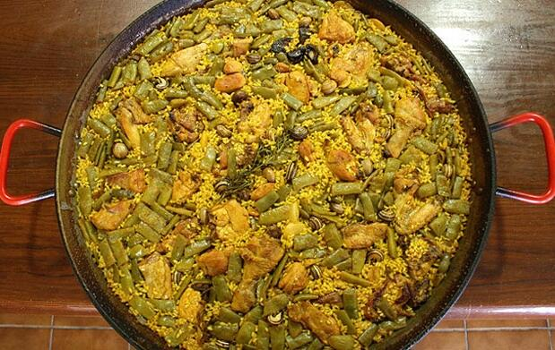 Menú especial valenciano en l'Alqueria