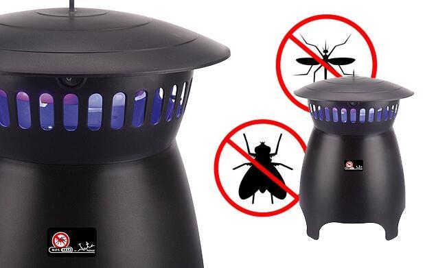 Atrapa mosquitos uso interior y exterior