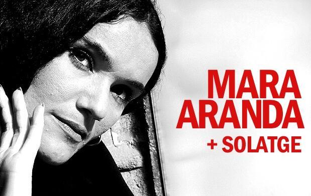 Concierto de Mara Aranda y Solatge