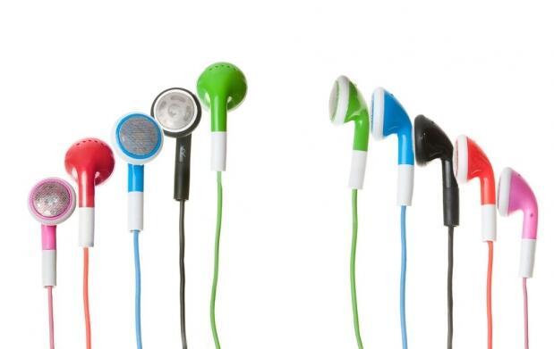 Auriculares con micro color edition