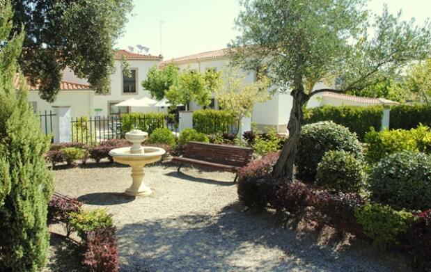 Balneario para 2 en Cáceres en pensión completa
