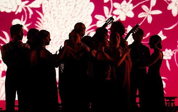 'Aquel Silverio', ballet flamenco en el Principal