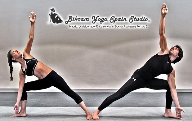 5 clases de Bikram Yoga de 90 minutos