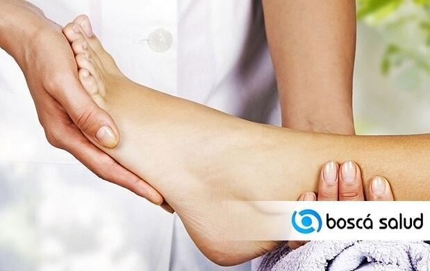 Sesión de quiropodia + consulta + masaje de pies