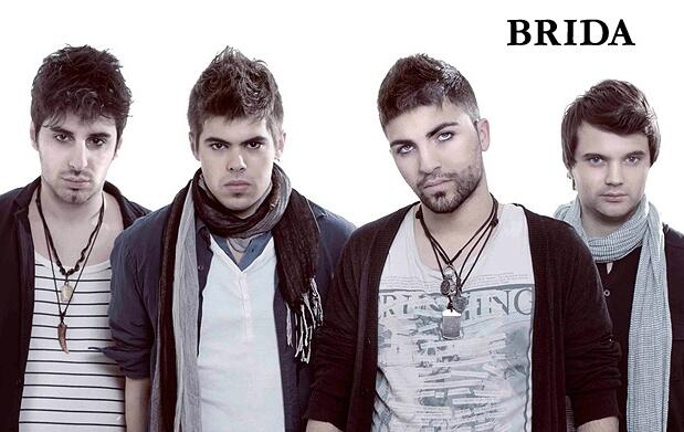 Concierto de Brida + Step Out en Matisse