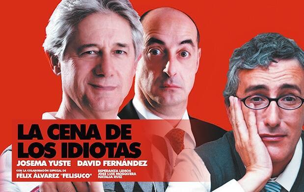 'La cena de los idiotas' en el Olympia