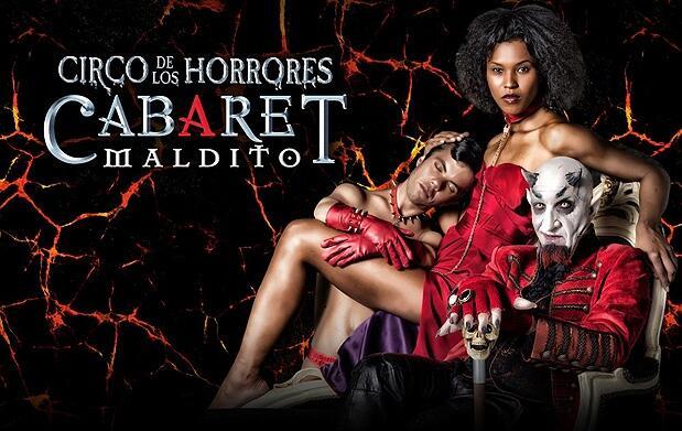 Cabaret Maldito Valencia (sábado 29 de octubre)
