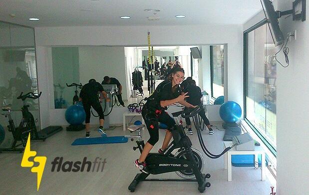 Descubre el electro fitness en Valencia