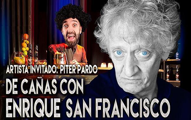 De cañas con Enrique San Francisco