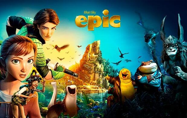 Epic en los cines ABC El Saler
