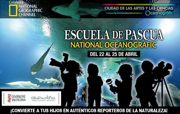 Escuela de Pascua 'National Oceanogràfic'