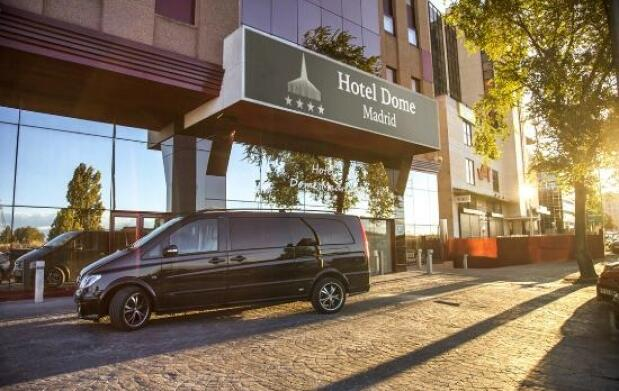 Hotel Dome Madrid  + Arco