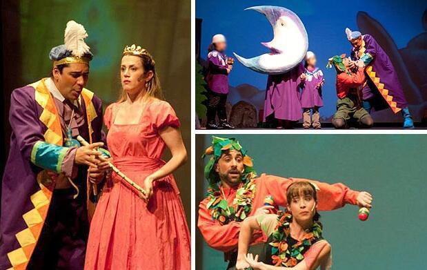 'La flauta mágica' adaptada para niños