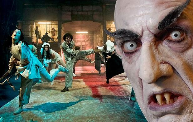 'Manicomio' del Circo de los Horrores