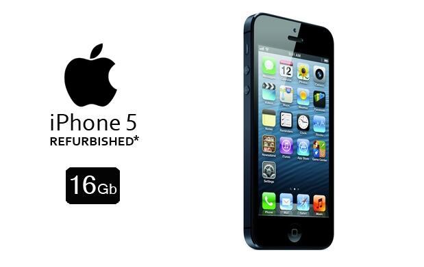 iPhone 5 16Gb negro libre