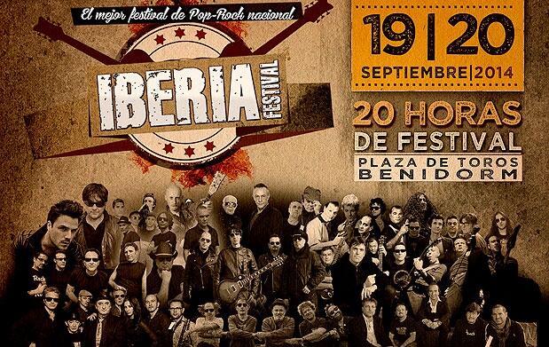 Últimas entradas del Iberia Festival