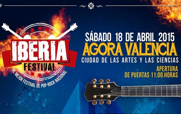 Entradas para el Iberia Festival por 29€
