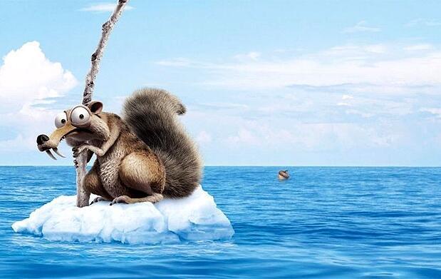 Ice Age 4, refresco y palomitas