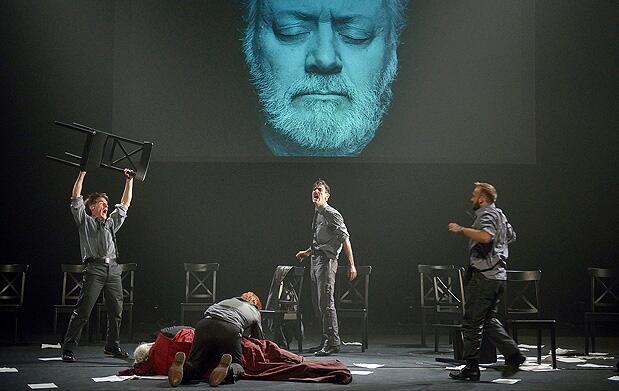 'Julio César' en el Teatro Principal
