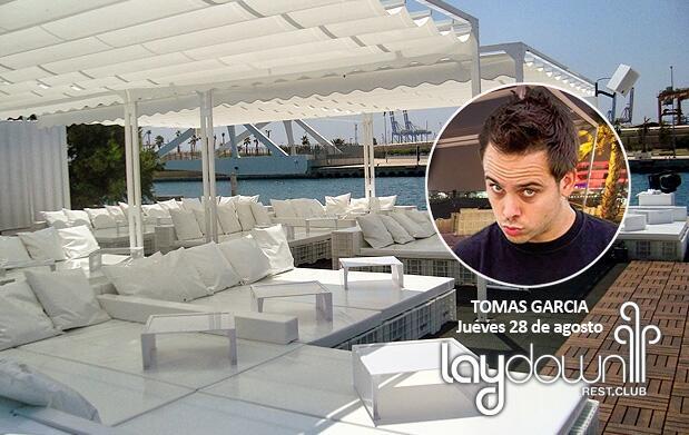 Tomás García+mojito en Laydown por 8€