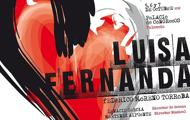 La zarzuela 'Luisa Fernanda'