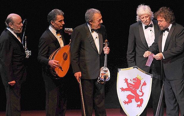 Les Luthiers regresa a Valencia
