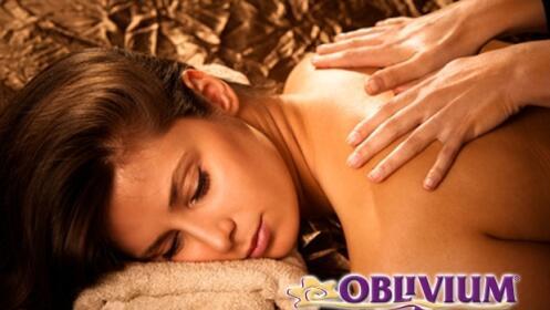 Masaje terapéutico o relajante en zona a elegir
