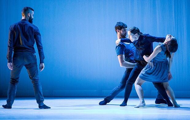 'Medea', de Thomas Noone Dance, en Sagunt