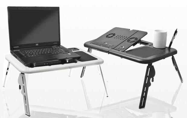 Mesa plegable para el portátil por 16€