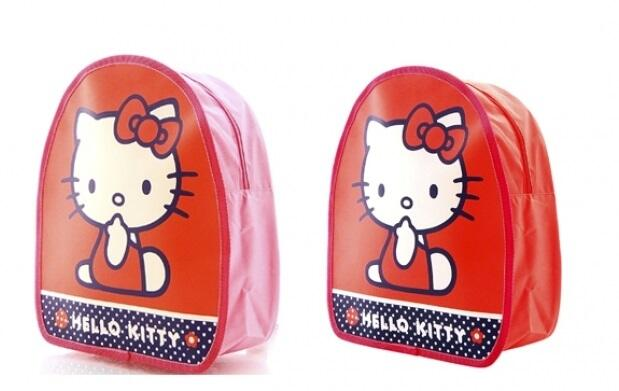 Mochila Infantil Hello Kitty