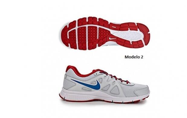 Zapatillas Nike para hombre (4 modelos)