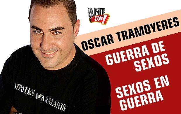 Oscar Tramoyeres, 'Guerra de sexos'