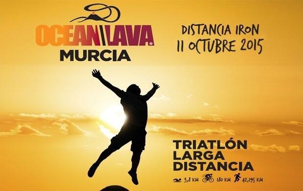 Triatlón Iron: Ocean Lava Murcia