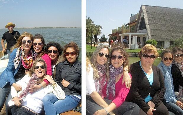 Paseo en barca por la Albufera + almuerzo