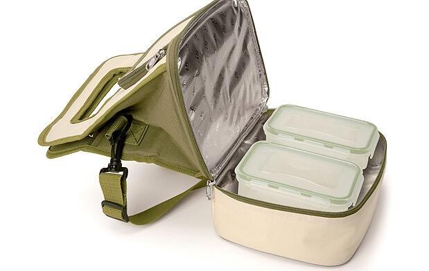 Bolsa térmica porta-alimentos por 16 €