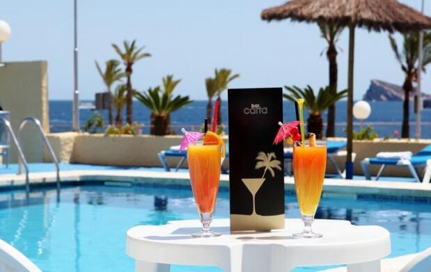 8 días en Benidorm, Hotel Poseidon Playa